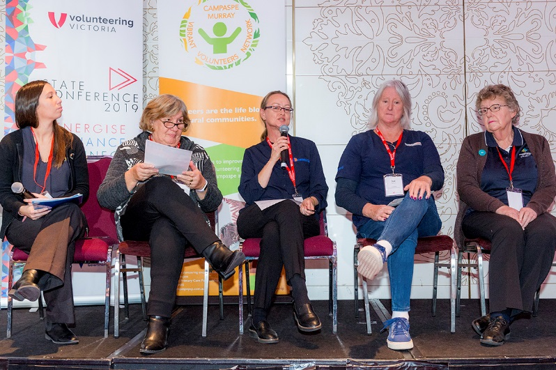 Volunteering conference newsletter Aug 2019